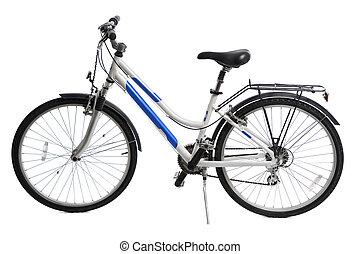 bicikli, elszigetelt
