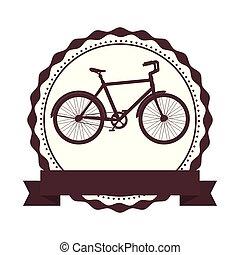 bicikli fut, fóka