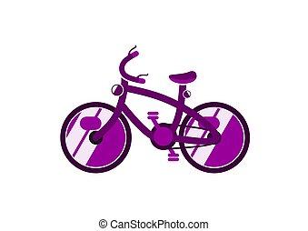 bicikli, icon.