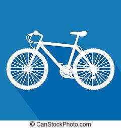 bicikli, ikon