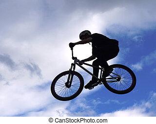 bicikli, megpróbáltatás, 1