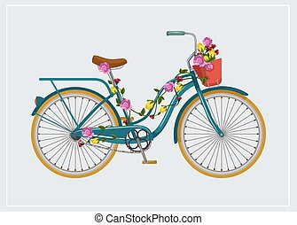bicikli, noha, menstruáció