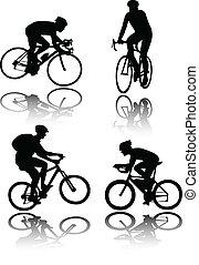 biciklisták