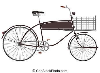 biciklizik, bicikli