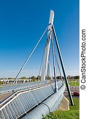 bicycle and pedestrian bridge