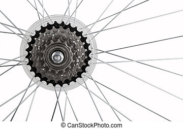 Bicycle gear set