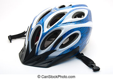 bicycle helmet for head protection from falls