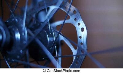 Bicycle Hub and Disc Brake 4