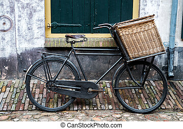 bicycle in a Dutch