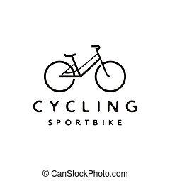 bicycle logo design inspiration