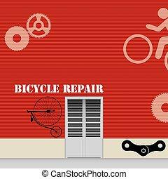 Bicycle Repair Workshop