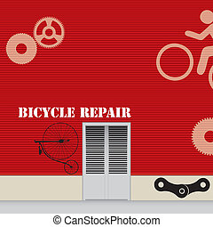 Bicycle Repair Workshop