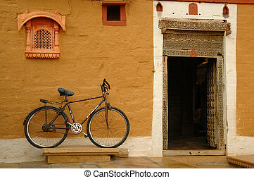 Bicycle - Indian bicycle