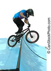 Bicycle Stunt