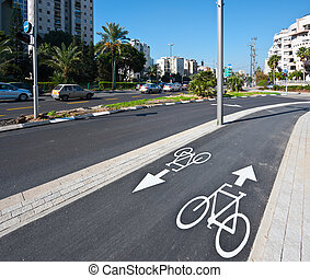 Bicycle Track