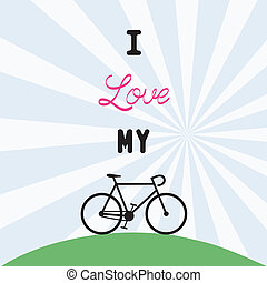 bicycle12, amore