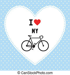 bicycle3, amore