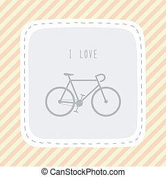 bicycle8, amore