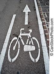 bicycles, út