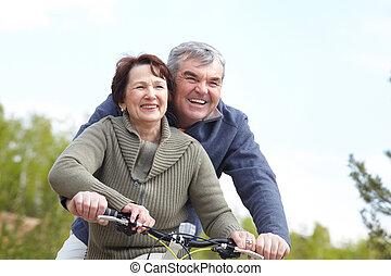 bicycles, gente