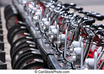 bicycles, publiczność