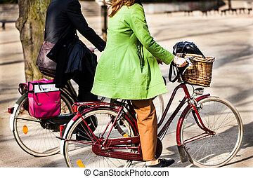 bicycles, razem