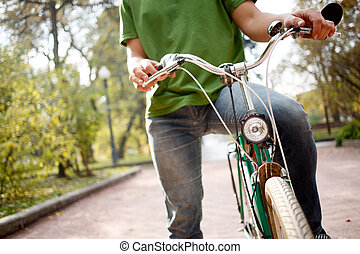 Bicyclist
