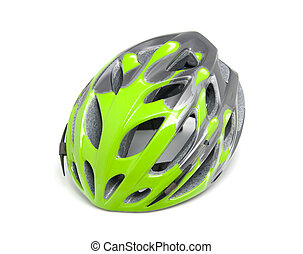 bicylcle, 钢盔