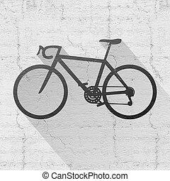 bicyle symbol
