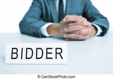 bidder