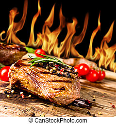 biefstukken