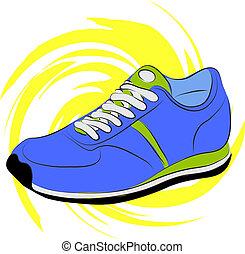 bieg obuwie