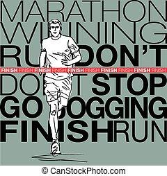 biegacz, rys, samiec, ilustracja