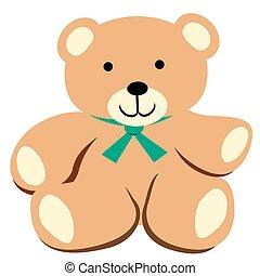 Biege Teddy Bear