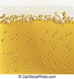 bier, hintergrund, vektor