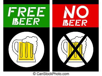 bier, ikone