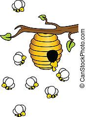 bier, nældefeber