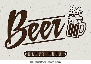 bier, ontwerp