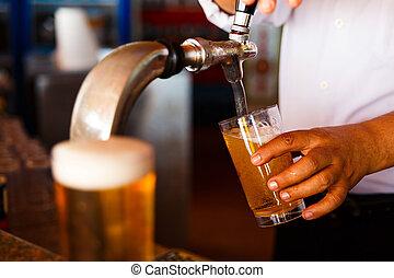 bier, wisselbrief