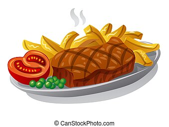 bifteck boeuf