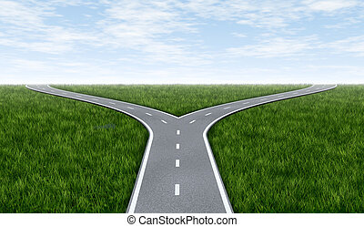 bifurque camino