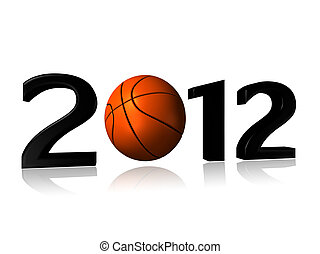 big 2012 basketball design