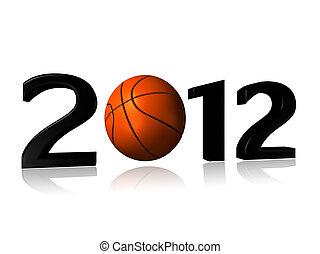 big 2012 basketball design