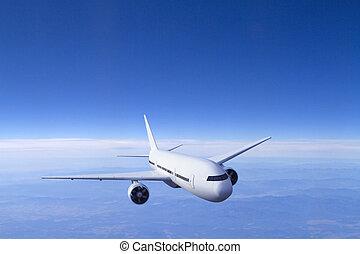 big airplane