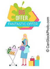 Big and Fantastic Offer on Vector Illustration