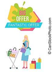 Big and Fantastic Offer on Vector Illustration