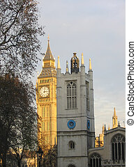 Big Ben and Abbey