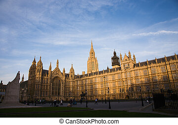Palace of Westminster - Big Ben and Palace of Westminster...