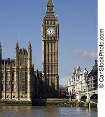 Big Ben and Wesminster Palace 2