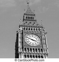 Big Ben at the Houses of